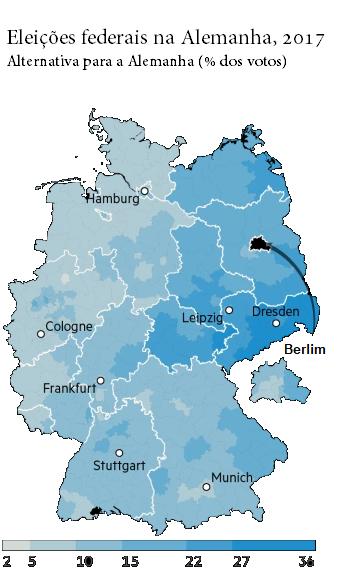 Eleições na Alemanha em 2017