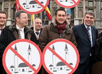 PARTIDOS DA DIREITA NACIONALISTA NA EUROPA