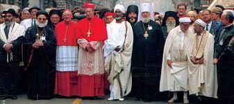 O diálogo inter-religioso é fundamental para uma sociedade baseada no politeísmo de valores
