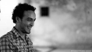 Foto da campanha internacional pela libertação de Shawkan