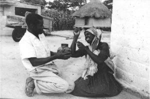 Nestor e Amai Sheke, junho de 1965