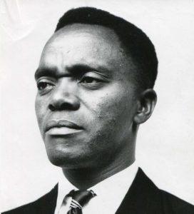 Gregoire Kayibanda, o moderado