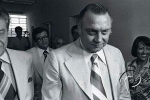 delegado Sérgio Paranhos Fleury (1933-1979), uma das figuras mais representativas do aparato repressivo da ditadura