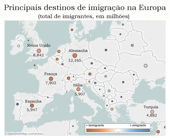 Na Alemanha, xenofobia desafia estatísticas