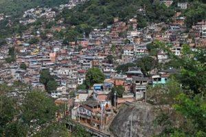 Morro do Borel, no Rio de Janeiro
