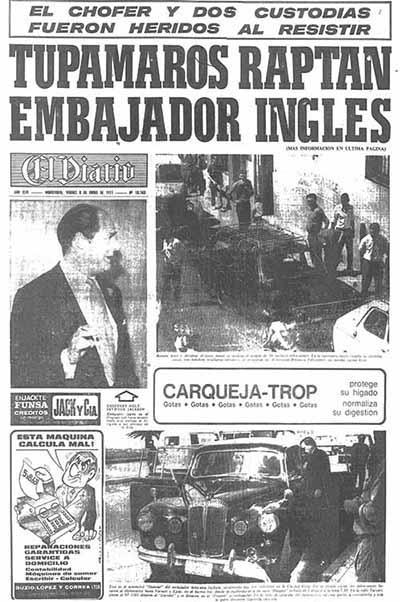 A ditadura cívico-militar no Uruguai