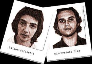 O casal de uruguaios sequestrados por militares uruguaios no Rio Grande do Sul, no contexto da Operação Condor, em novembro de 1978