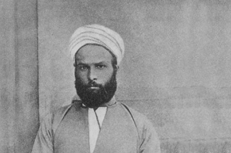 Muhammad Abduh (1849-1905), jurista islâmico egípcio, defensor da modernização do Islã e dos direitos das mulheres