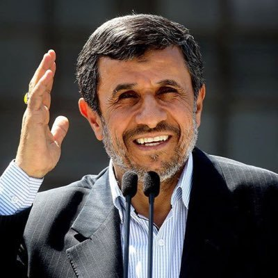 Mahmoud Ahmadinejad, presidente do Irã entre 2005 e 2013