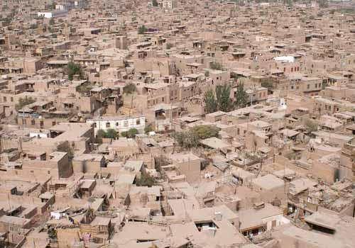 cultura dos uigures