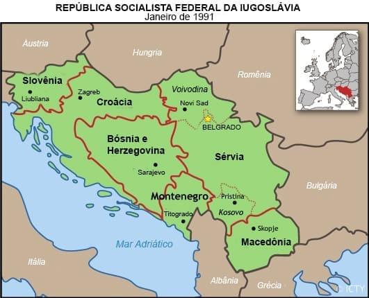 República Socialista Federal da Iugoslávia