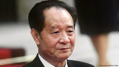 Hu Yao-bang foi a face pública do governo reformista chinês