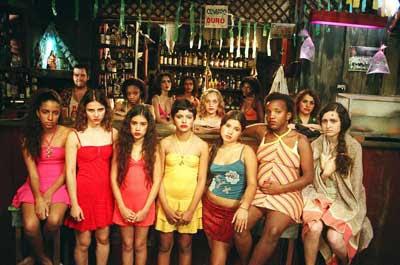 Fotograma de divulgação do filme Anjos do Sol (Br, 2006) que trata da exploração do trabalho infantil