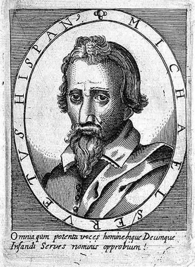 Xilogravura: Miguel de Servet